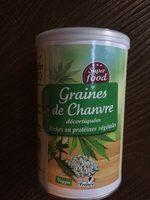 Super Graines De Chanvre Bio - Riche En Protéines Végétales - Product