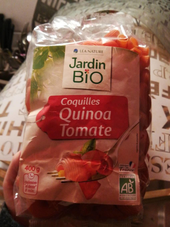 Coquille Quinoa Tomate - Produit - fr