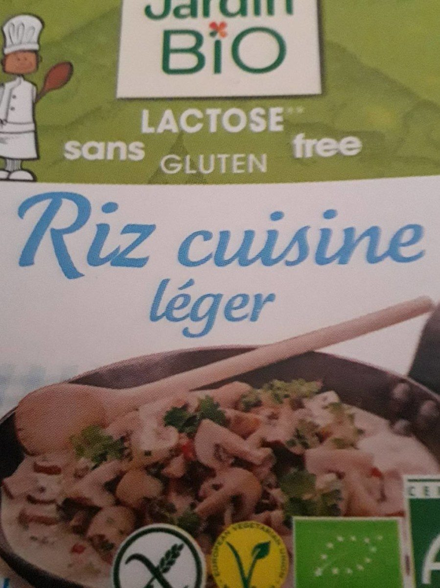 Riz cuisine léger - Product - fr
