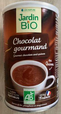 Chocolat gourmand au quinoa - Product - fr