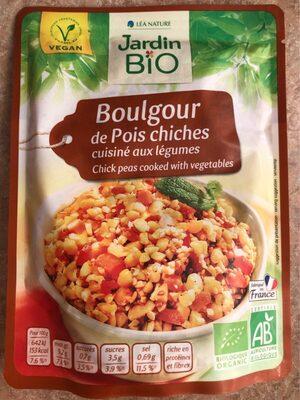 Boulgour de pois chiches - Produit - fr