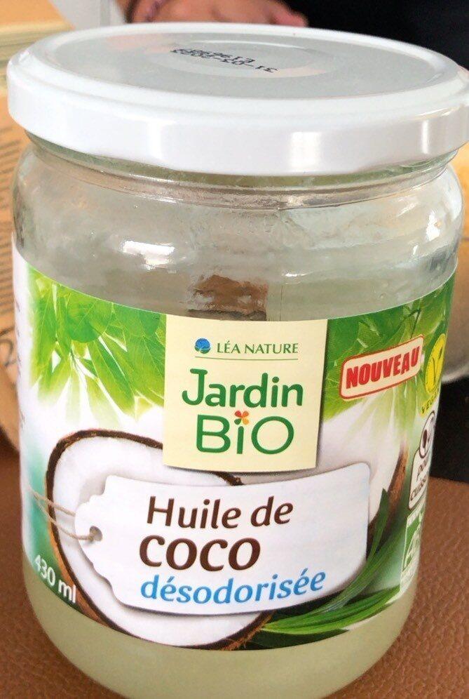 Huile de coco désodorisé - Prodotto - fr