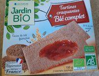 Tartines craquantes Blé complet - Prodotto - fr