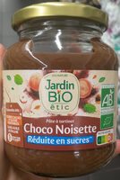 Pate a tartiner choco noisette - Product - fr
