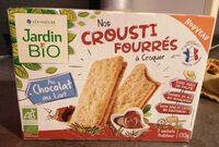 Crousti fourres - Produto - fr
