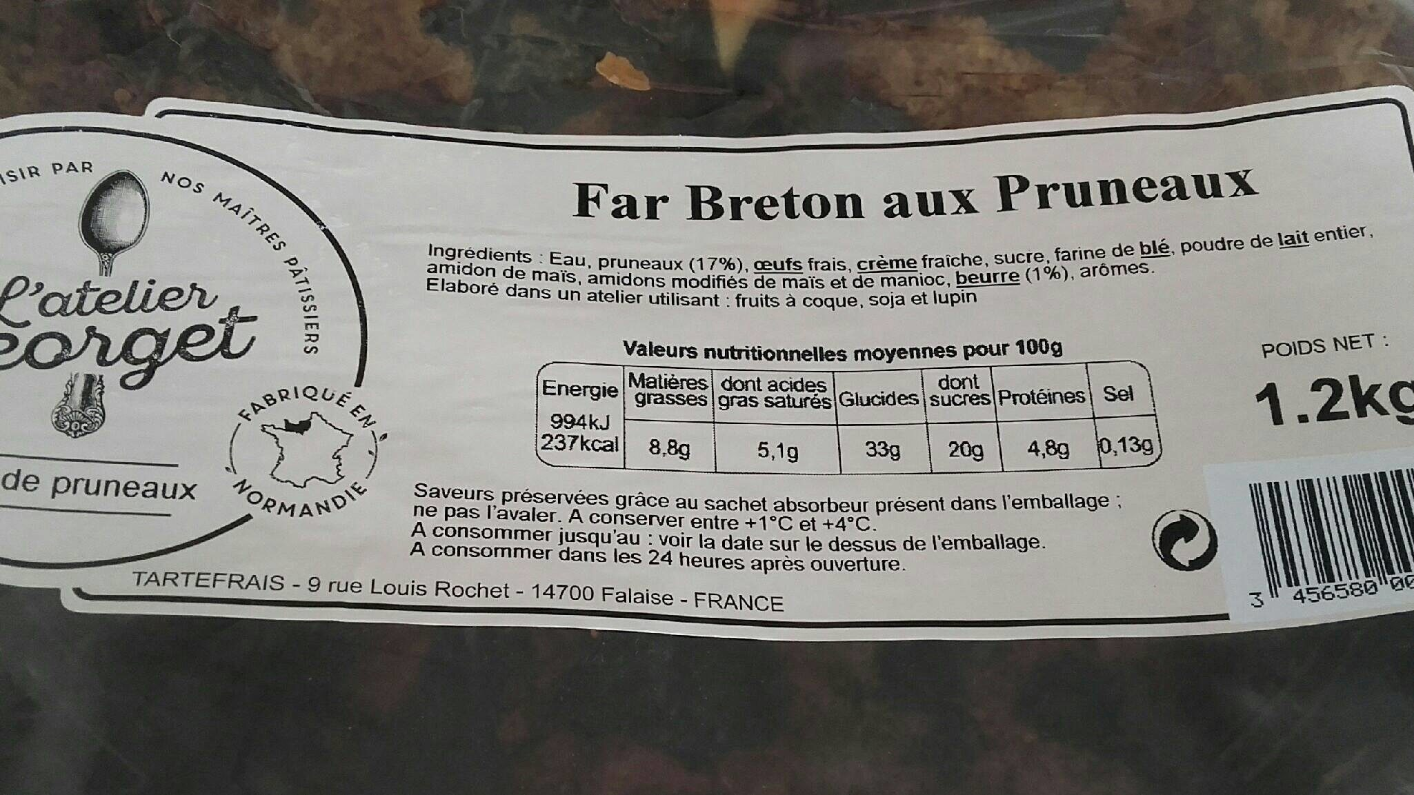 Far Breton - Product