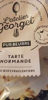 Tarte Normande 550G., - Producto