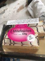 2 Millefeuilles - Produit