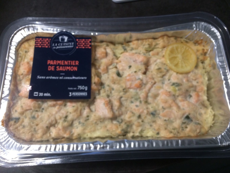 Parmentier de saumon - Product - fr