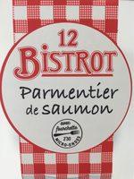 Parmentier de saumon - Product