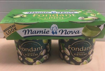 Dessert Fondant Pistache - Produit - fr