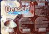 Dessert chocolat & lait - Product