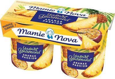 Gourmand® Yaourt Ananas Passion - Produit - fr