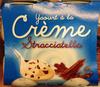 Yaourt à la crème Straciatella - Product