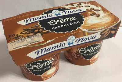 Crème Café Cappucino - Produit - fr