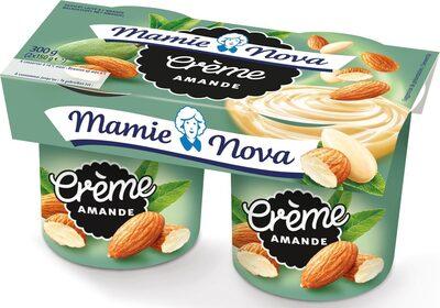 Crème Amande - Product - fr