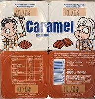 Caramel Lait gélifié - Product