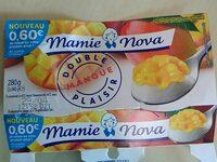 Double Plaisir Mangue - Produit - fr