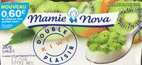 double plaisir kiwi - Product - fr
