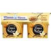 coeur de mousse (vanille coeur caramel au lait) - Produit