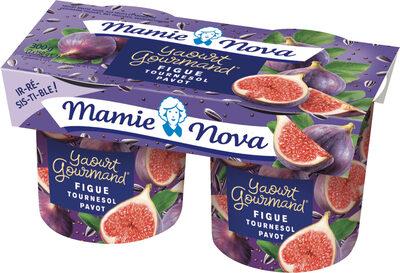 Gourmand® Yaourt Figue Tournesol Pavot - Product - fr
