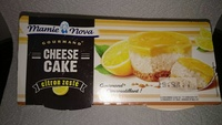 Cheese cake citron zesté - Product - fr