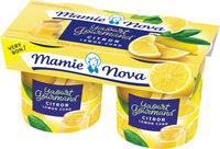 Gourmand® Yaourt Citron Lemon Curd - Produit - fr