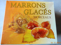 Marrons Glacés Morceaux - Product