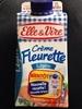 Crème fleurette Légère - Produit