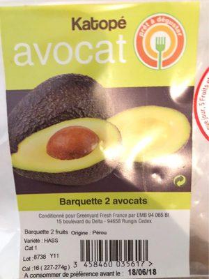 Avocat - Produit - fr