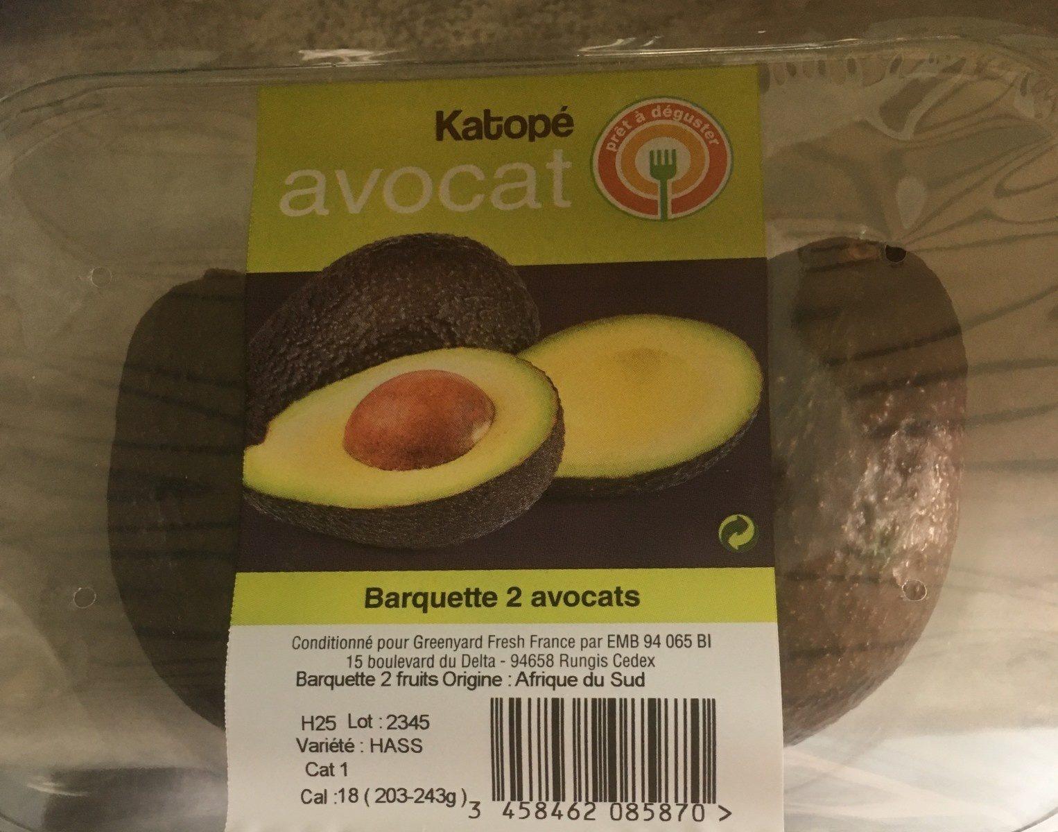 Avocats - Produit - fr