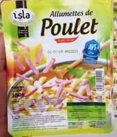 Allumettes de poulet - Produit - fr