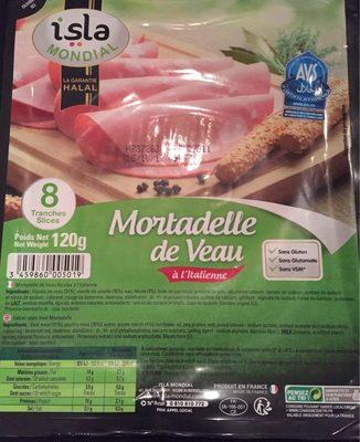 Mortadelle de veau - Produit - fr