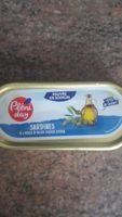 SARDINES à l'huile d'olive vierge extra - Produit - fr