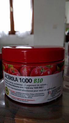 Acerola 1000 Bio - 60 Comprimés - Dietaroma - Product