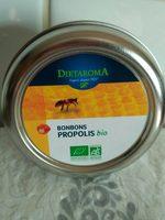 Bonbons Propolis - 50GR - Dietaroma - Nutrition facts