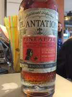 Plantation pineapple - Product