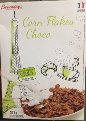 Corn Fakes Choco - Product