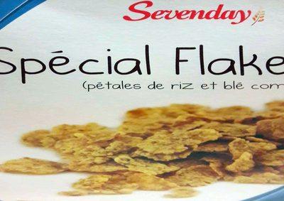 Spécial Flakes - Pétales de Riz et blé complet - Product