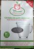 Céréales du petit-déjeuner (disques de céréales soufflées avec inclusions cacao) - Product