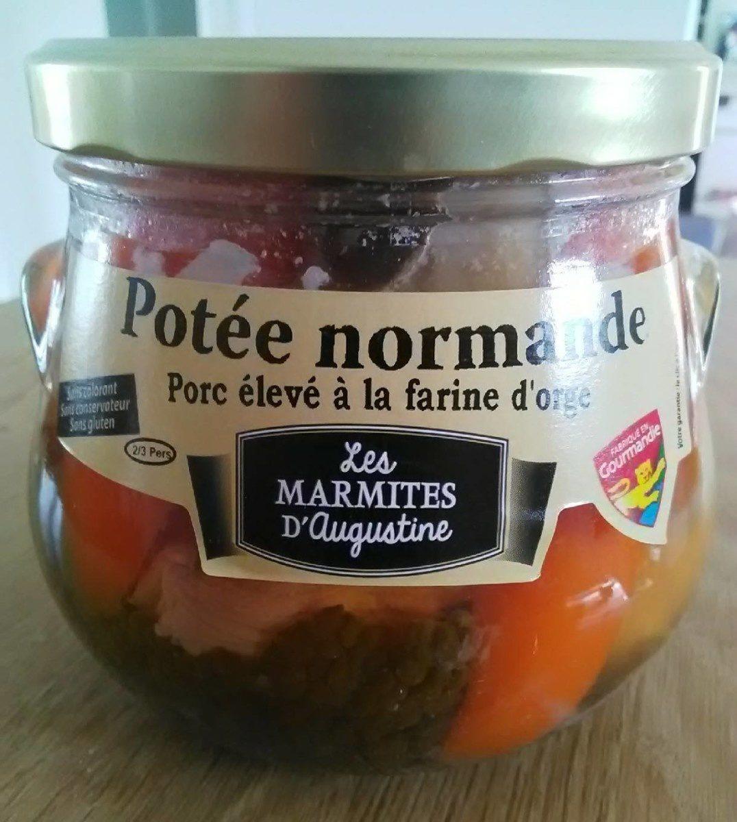 Potée normande porc élevé à la farine d'orge - Produit - fr