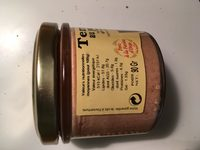 Terrine de foie - Ingrédients