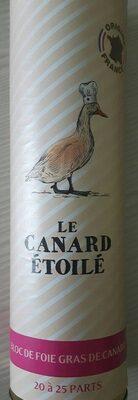 Bloc de foie gras de canard - Produit