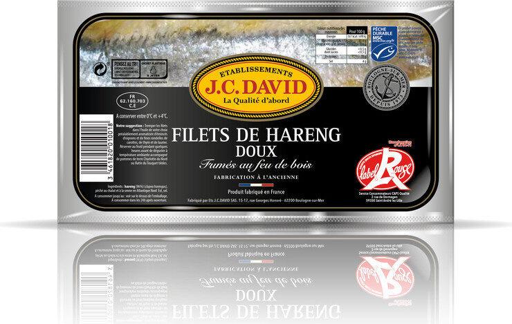 Filets de Hareng doux fumés - Prodotto - fr