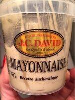 Mayonnaise artisanale - Product - fr