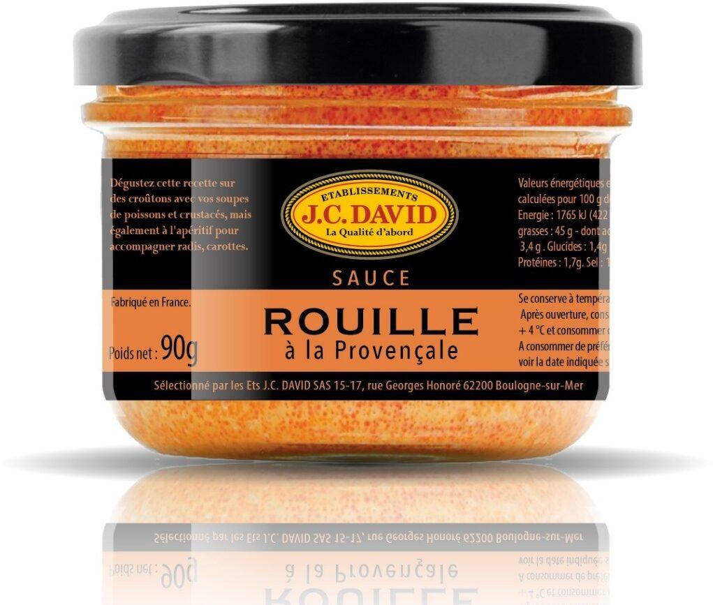 Sauce rouille à la provençale - Product - fr