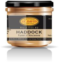 Rillettes de haddock - Product