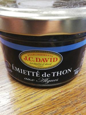 Émietté de Thon - Product - fr