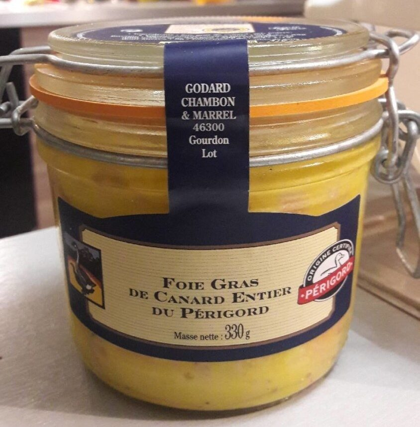 Foie gras de canard entier du perigord - Product