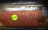 Saumon Fume Daniel Naudin - Product - fr